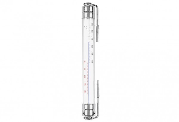 Fenster-Thermometer Metall