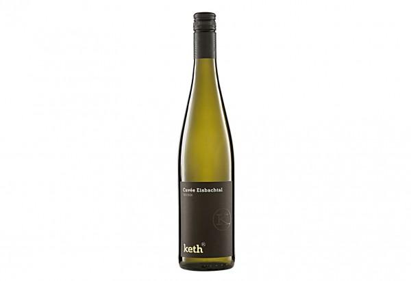 Weißwein Cuvée Eisbachtal QW 2016 Keth