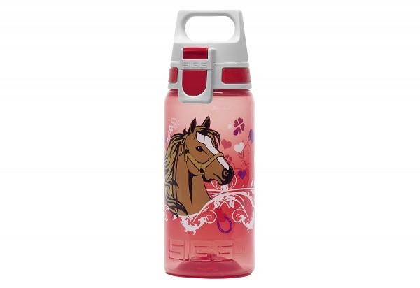 Flasche Horses rot 500 ml