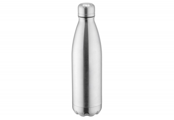 Isolierflasche 0,5l Edelstahl vakuumisoliert