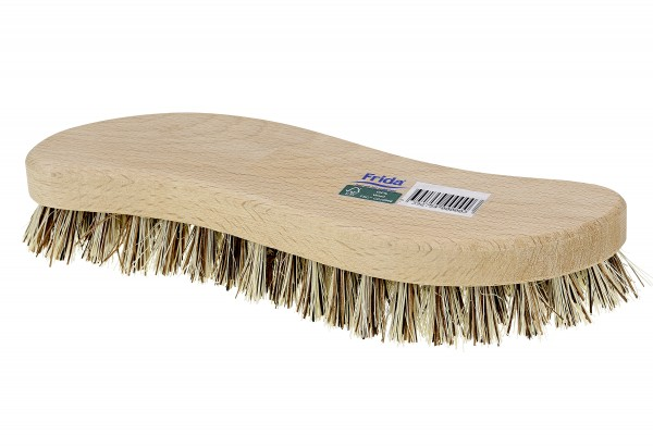 Scheuerbürste FSC Holz / Union