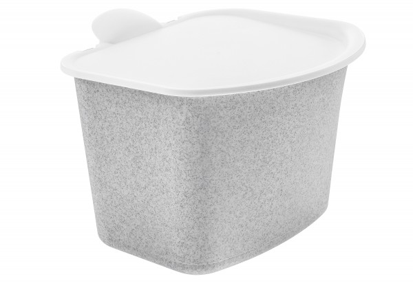 Bio-Abfall-Behälter Bibo organic grey