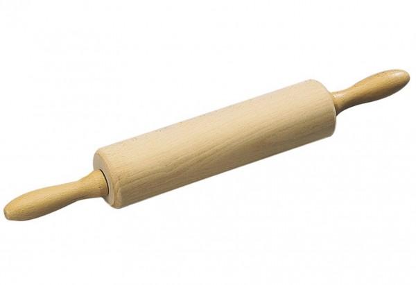 Teigrolle mit Holzachse 23cm Ø6cm