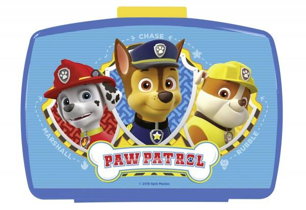 """Brotdose """"Paw Patrol"""" mit Einsatz"""