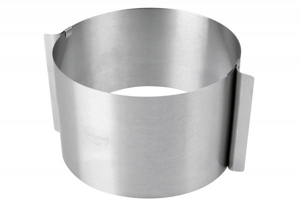 Tortenring Profi Ø 16 - 30 cm Höhe 15 cm