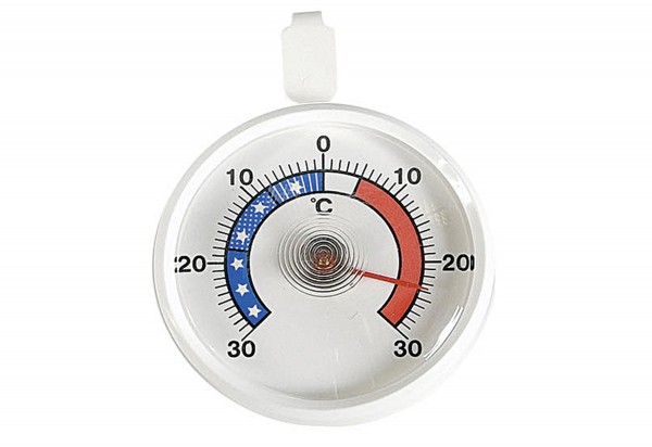 Kühlschrank-Thermometer Ø6,8cm