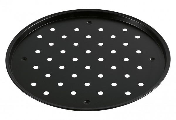 Backblech Pizzablech mit Thermolochung Ø32cm