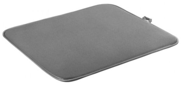 Abtropfmatte Microfaser 40x45cm grau