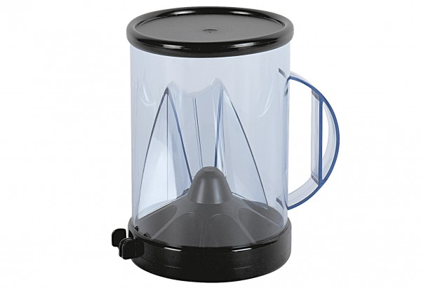 Kaffeedosierer Doso schwarz