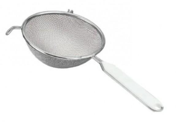 Küchensieb fein verzinnt/Kunststoff Ø20cm