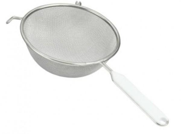 Küchensieb mittel verzinnt/Kunststoff Ø20cm