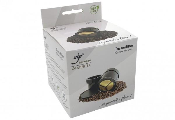 Tassenfilter Kaffee