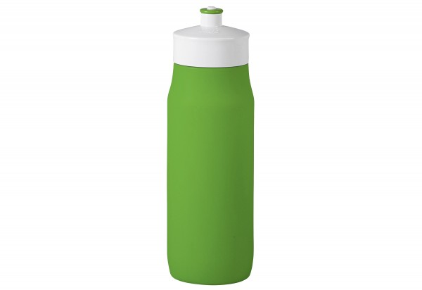 Trinkflasche Squeeze 0,6l grün
