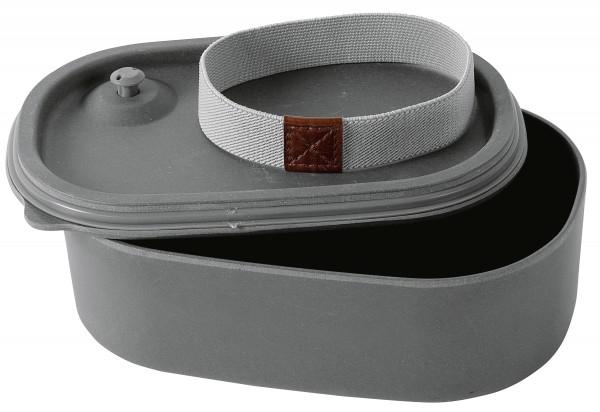 "Lunchbox ""Natur Design"" oval"