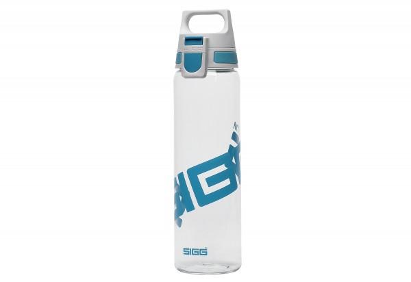 Trinkflasche TOTAL CLEAR TRITAN 0,75 l aqua