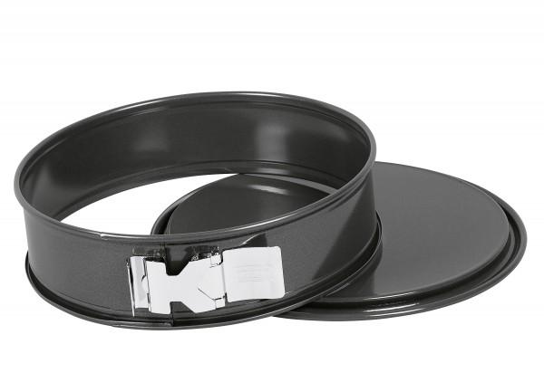 Springform Plus 8,5cm Ø30cm schwarz