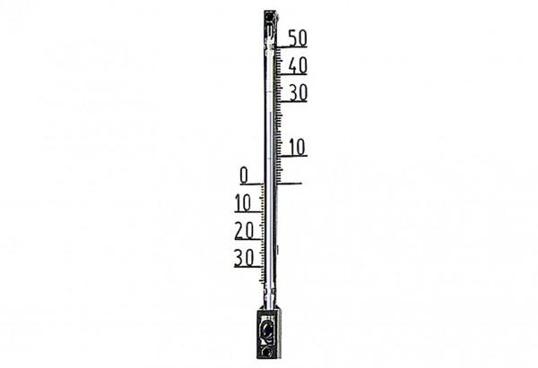 Innen/Außenthermometer 16cm
