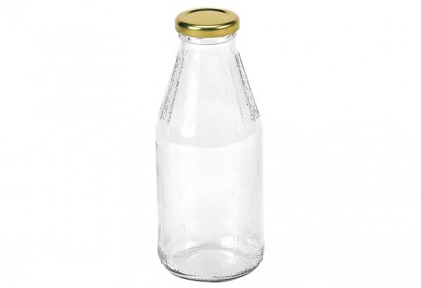 Saftflasche mit Deckel 500 ml
