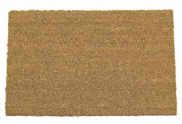 Kokos-Rahmenmatte 58,5x38,5cm natur