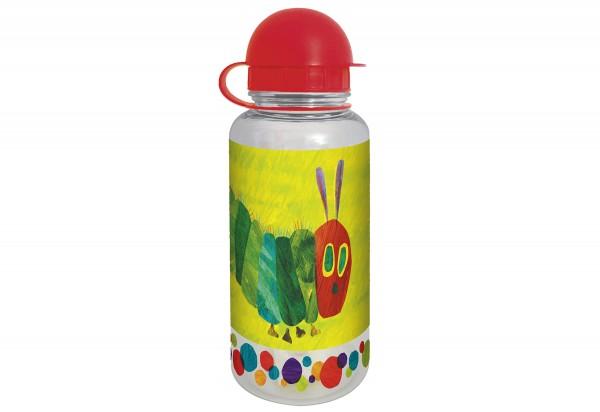 Trinkflasche Raupe Nimmersatt Tritan 350ml grün