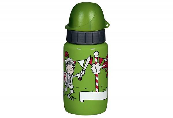 Trinkflasche Light Steel Kids Dragon 0,4l green