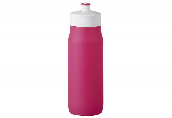 Trinkflasche Squeeze 0,6l pink