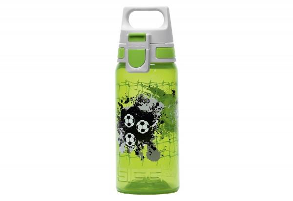 Flasche Fußball grün 500 ml