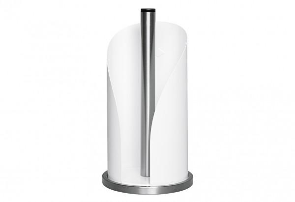 Küchenrollenhalter 30cm Ø15,5cm weiß