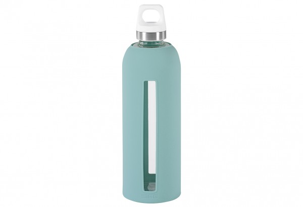 Glasflasche GLAS LIFESTYLE Star glacier 0,85 l