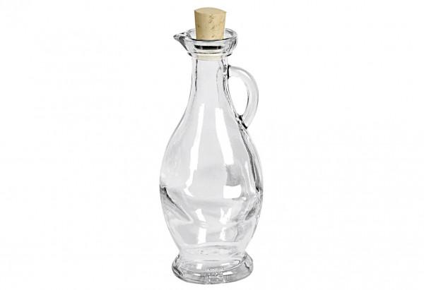 Spirituosenflasche Egizia 250 ml mit Spitzkorken