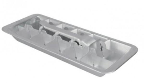 Eiswürfelformer 28x12cm Aluminium