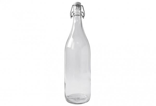 Glasbügelflasche 1000 ml
