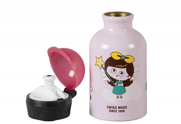 Trinkflasche Ein0,3l rosa