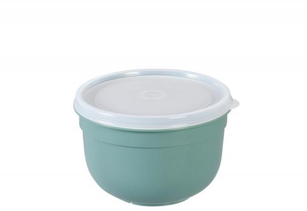 Frischhaltedose Superline Colours 1,25l rund pudergrün
