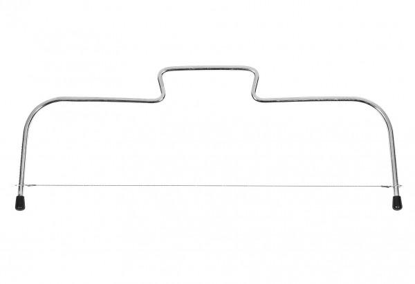 Tortenschneider Simplex silber