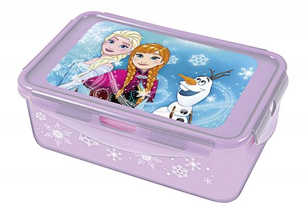 """Lunch To Go Box """"Frozen"""" mit 4 Clips und 2 Einsätzen"""