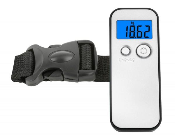 Kofferwaage 50.3000.54 LCD Anzeige silber