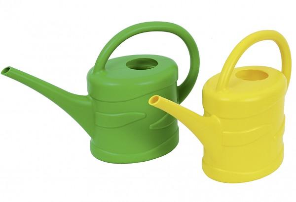 Gießkanne Kunststoff farbig sortiert 3 l