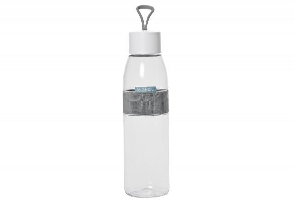 Trinkflasche Ellipse 500 ml 6,3x6,3x27cm transparent
