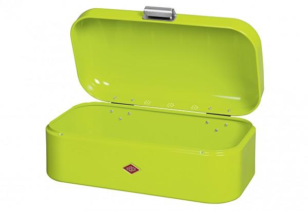 Brotkasten Breadbox Grandy x42x17cm limegreen