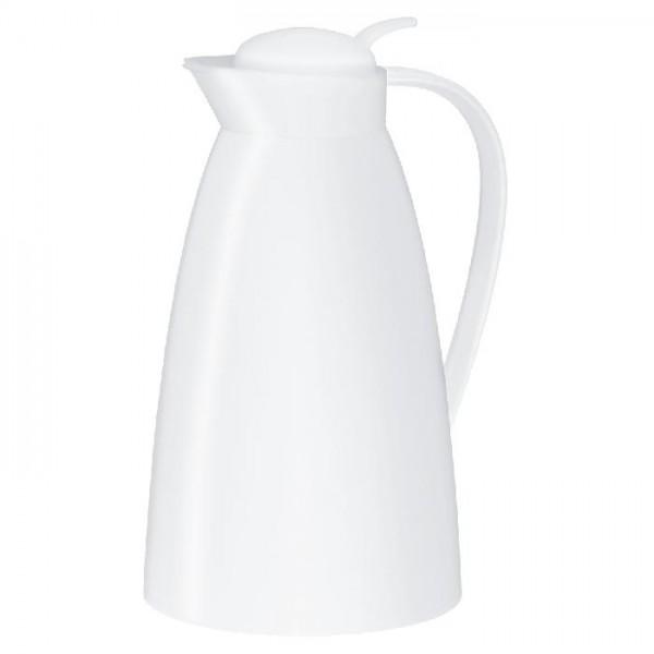 Isolierkanne Eco Kunststoff 1 l weiß