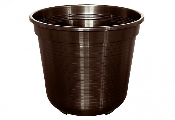 Pflanztopf Standard 24cm braun