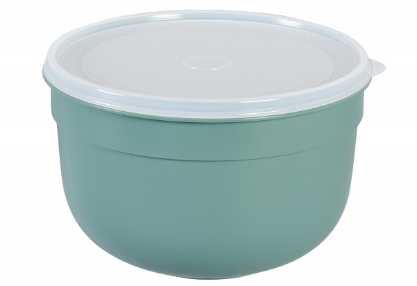 Frischhaltedose Superline Colours 4l rund pudergrün